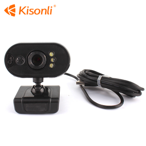 360 degree rotation usb camera webcam autofocus record video cctv camera for korea mini hidden
