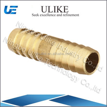 "Brass Hose Fitting, Union, 1/2"" x 1/2"" Barb"