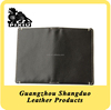 Factory Low Price Genuine Cow Leather ID Card Holder Set