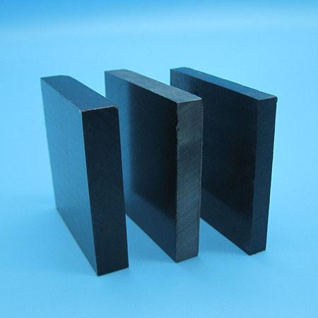 Toughness Black White Pom Delrin Acetal Plastic Sheet