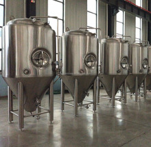 Industrial beer brewery equipment wine brewing system various models fermentation tank price