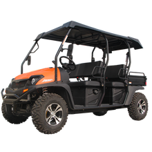 New Design 400CC 4 Seat 4x4 EFI Side by Side UTV