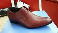Wholesale Price Mens italian fashion first layer leather dress Shoes
