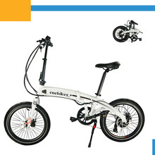 High quality China factory wholesale price electric bicycle, folding mini pocket e bike, folding ebike for sale