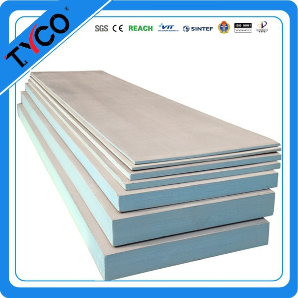 Waterproof 6mm Fiber Cement Board Siding Bathroom Wall Board