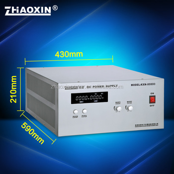 ZHAOXIN KXN-8080D High power DC Stabilized Power Supply Factory