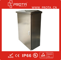 Outdoor 304/316 Stainless Steel Electrical Enclosure