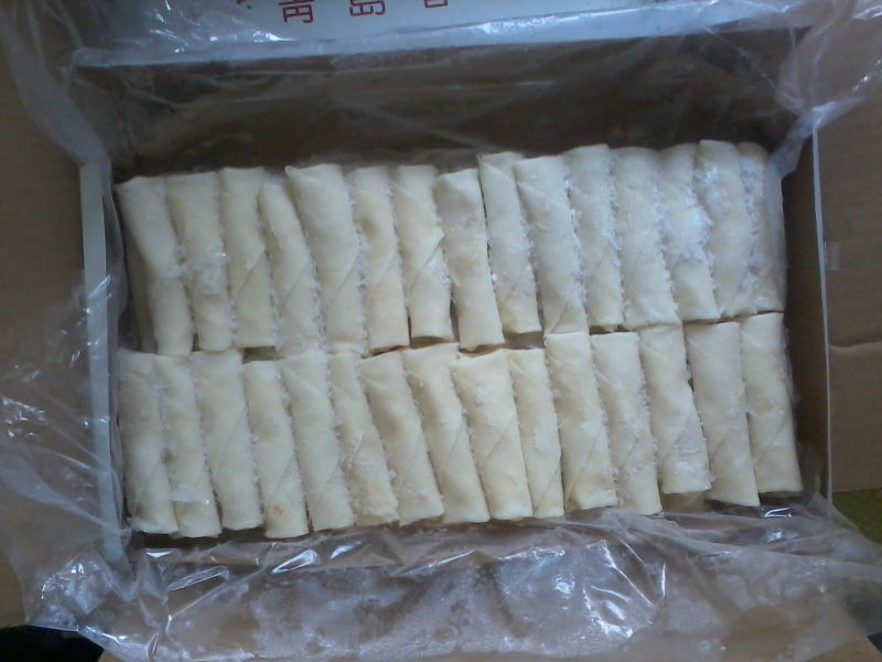frozen food spring roll jakarta health food