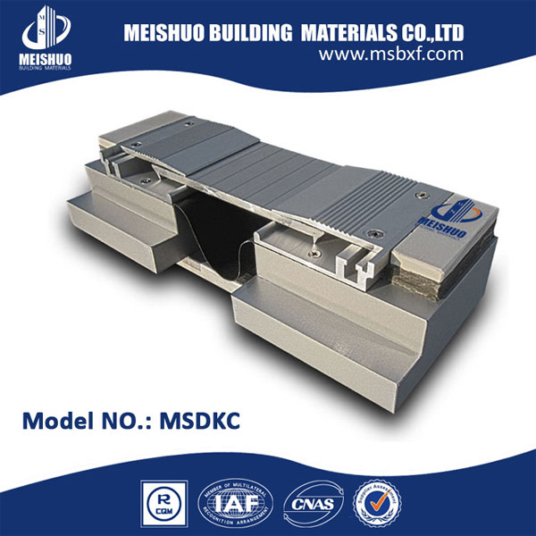 Concentric Expansion Joints | Horizontal Expansion Joints in Building Materials (MSDKC)
