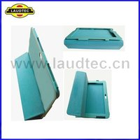 3 folders Stand leather case for Samsung Galaxy Note 10.1 N8000,High quality,Fast delivery ----Laudtec
