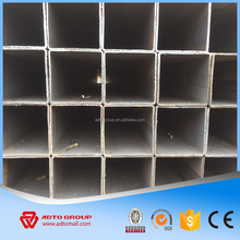 200x200 mm 100x100 iron ms structure square steel tube tubing pipe