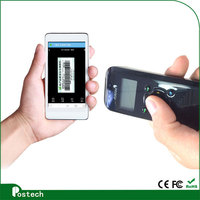 MS3398 android/IOS/android Portable handheld Bluetooth Laser Barcode Scanner/Reader