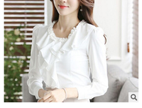 Round Collar New Style Lady Shirt High Quality New Style Lady Shirt Cheaper New Style Lady Shirt