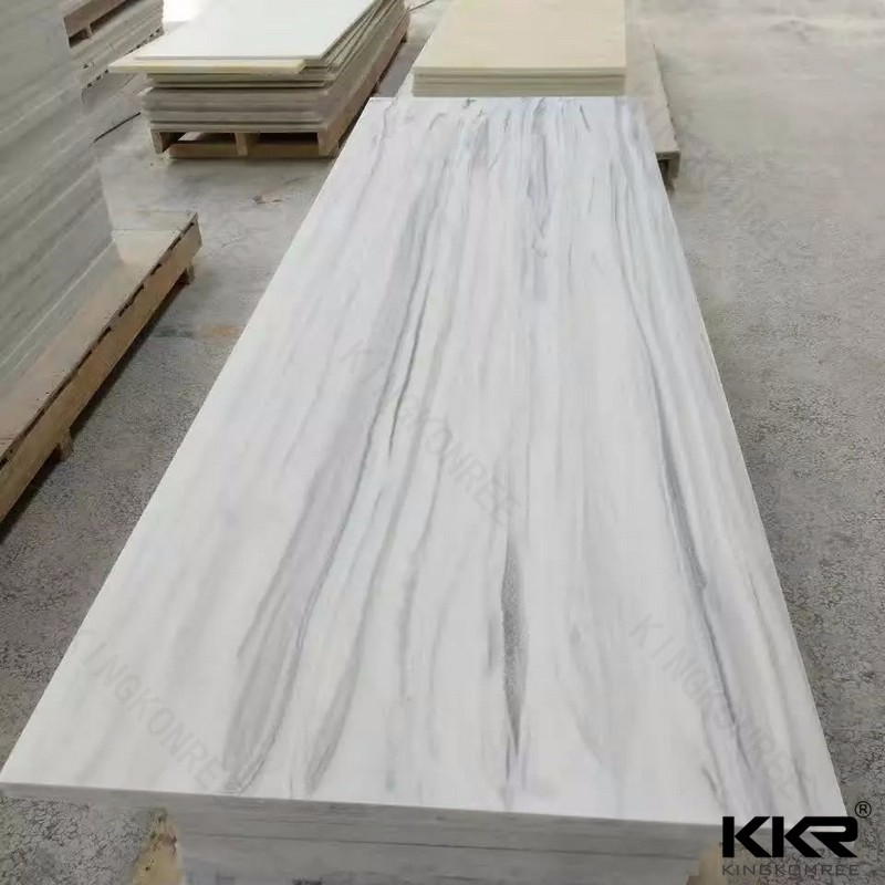 Artificial Stone Modified Acrylic Solid Surface Sheet