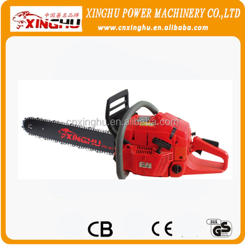 65cc gasoline Chainsaws /petrol chain saw wood cutting machine saw chain