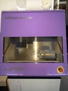 5 axis dental milling machine