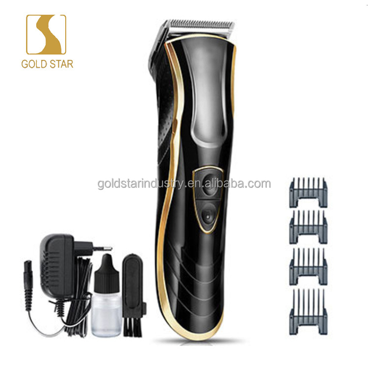 Professional rechargeable Electric Hair Clippers/Hair trimmer for men and children wholesale price