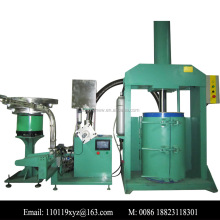 semi automatic hard cartridge silicone sealant filling machine