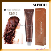 one of the best hair dye products' chocolate brown hair color