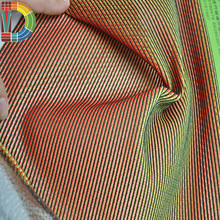 2018 NEW DESIGN 550 gsm Color changing sports polyester mesh fabric