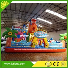 outdoor playground equipment inflatable bounce slide inflatble jumper bouncer inflatable bouncer combo