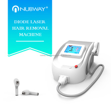 Permanent painless cold laser hair removal beauty equipment laser hair removal machine 808nm diode for salon