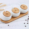 /product-detail/3-pc-white-ceramic-kitchen-spice-canister-jars-condiment-pots-w-bamboo-lids-rack-stand-60213046787.html