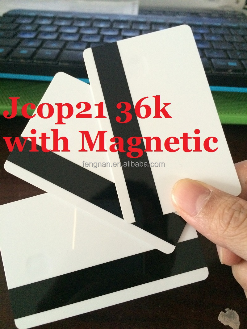 Original chips for JCOP 2.3.1 Jcop21 36k 8.4mm 2 track for Jcop card 21 36k blank card with original chips
