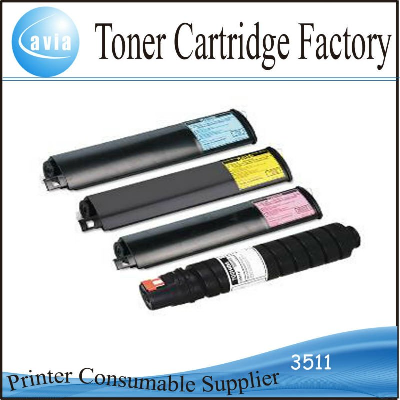 Premium toner cartridge 3511 for toshiba e studio 3511 4511 281C 351C 451C