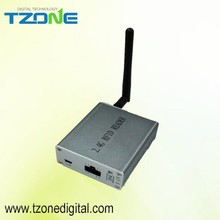 2.4G/433Mhz long range active omni directional temperature monitoring rfid reader