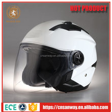 ECE and DOT scooter half face helmets (603)