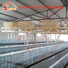 Full galvanized chicken layer cage high quality cheap price fully automatic egg layer cage