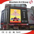 P6 outdoor led full color advertising board
