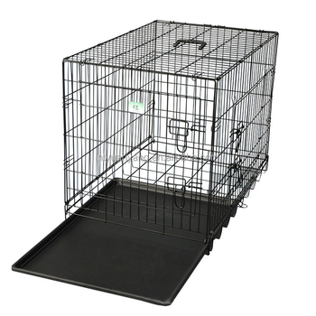 Comfortable Wholesale Outdoor wire mesh dog kennel