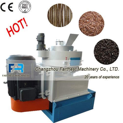 How To Make Wood Pellets Vertical Ring Die Machine