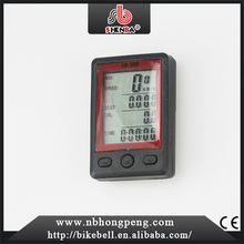 New Digital Multifunction Mountain Bicycle Speed Counter Odometer