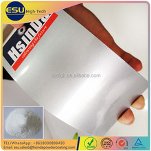 Reflective spray paint clear transparent lacquer top coat acrylic powder coating