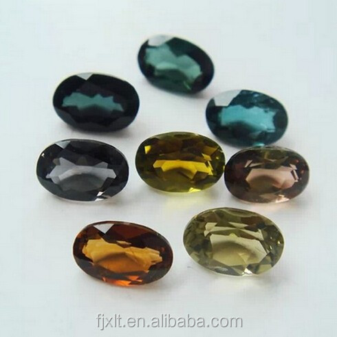 4*6mm gems natural tourmaline stones