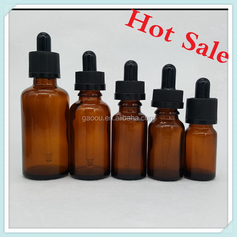 5ml 15ml childproof screw tamper evident caps chemical amber glass e liquid bottle with dropper