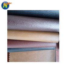 PU leather embossed microfiber leather for sofas, bags, gloves, car seats, seats, belts, etc.