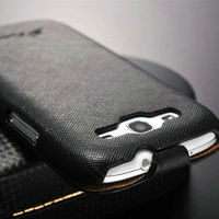 Best price phone accessory luxury design high quality pu leather flip case for samsung galaxy s3 i9300