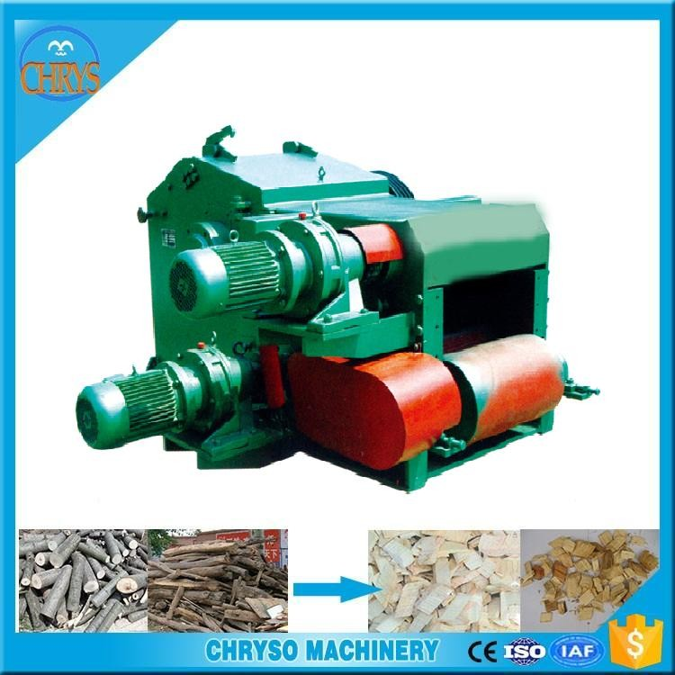 High Efficiency Logs/ Branches wood chipper shredder/ wood chipper machine price
