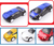 Kids favorite ABS plastic spray paint pull back emulation kids small toy cars for sale