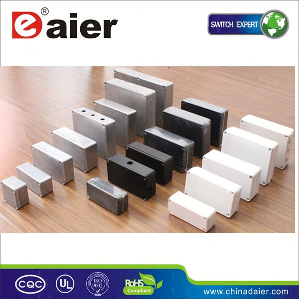 DAIER abs/pc ip65 box / enclosure