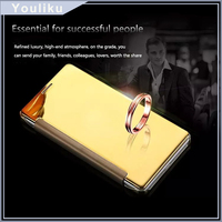 Wholesale Luxury Ultra-thin Waterproof Hybrid Aluminum Metal Electroplating Mirror Mobile Phone Case for iphone 6 6s