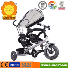 High Quality Twins baby tricycle,double seats children tricycle