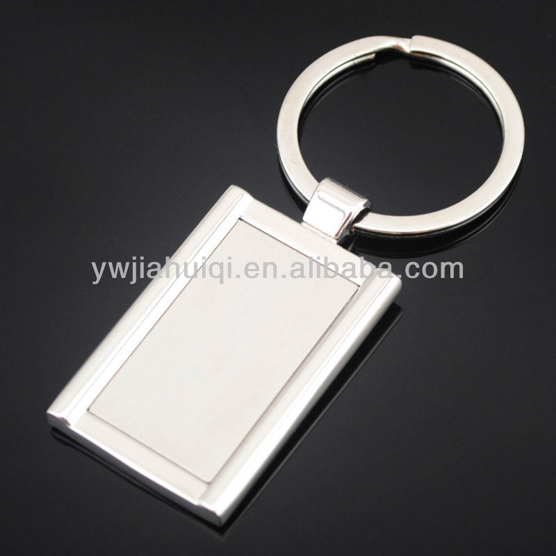 High quality business promotion gift custom metal keychain, keychain metal With Custom Logo