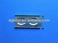High quality spring clip button manufacturer