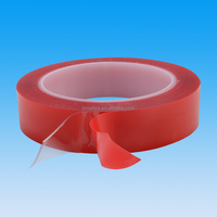 Clear Heat Resistant Double sided Adhesive tape