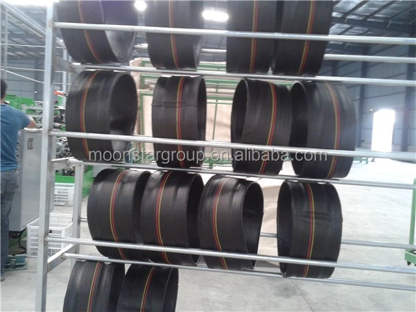 110/90-18 wholesale motorcycle butyl inner tube & natural rubber inner tube China factory